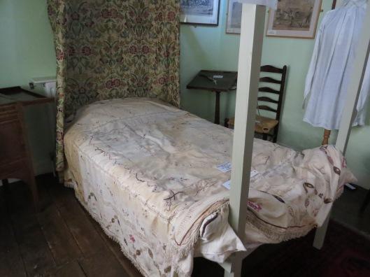 William Cowper's bedroom