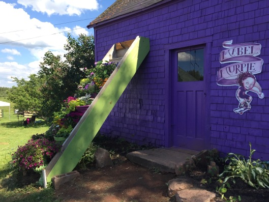 Mabel Murple's Bookshoppe & Dreamery, River John, Nova Scotia