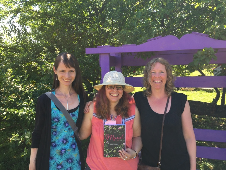 Sarah Emsley, Melanie Fishbane, and Naomi MacKinnon