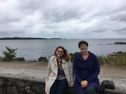 Melanie Fishbane and Marianne Ward