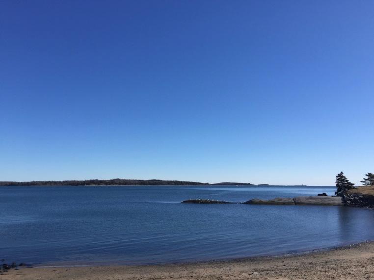 Black Rock Beach, Halifax, Nova Scotia