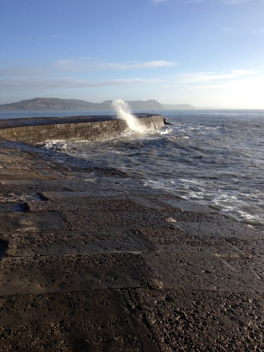 Waves over the Cobb