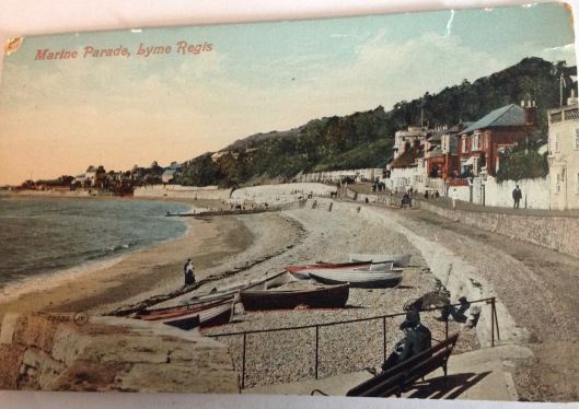 Marine Parade, Lyme Regis