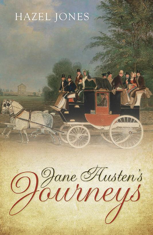 Jane Austen's Journeys