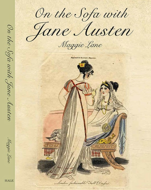 On the Sofa with Jane Austen