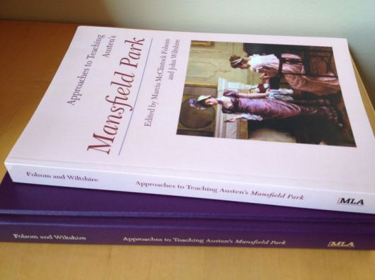 Approaches to Teaching Austen's Mansfield Park