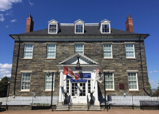 Admiralty House, Halifax, Nova Scotia