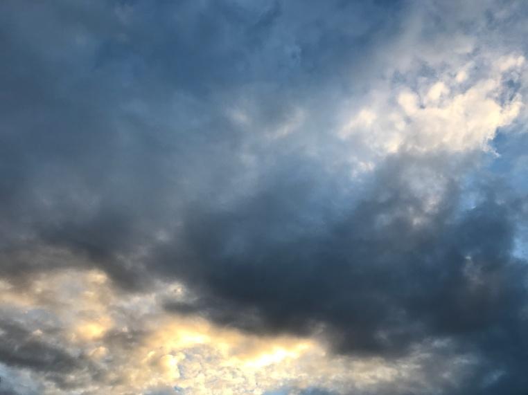 Charlottetown sky