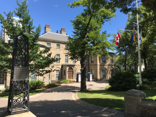 Government House, Halifax, Nova Scotia